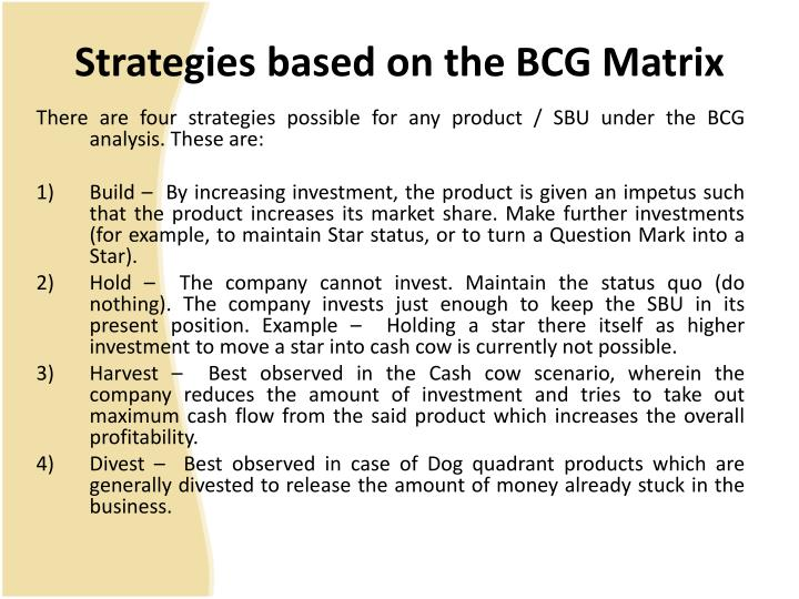 examples bcg matrix of proton holding How to create a bcg matrix also known as a growth-share matrix, the bcg matrix was created by bruce hendersen in the 70s (founder of boston consulting group) #exceltips.