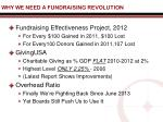 why we need a fundraising revolution1