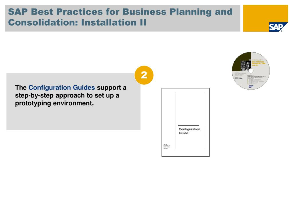 PPT - SAP Best Practices Preconfigured Business Expertise PowerPoint