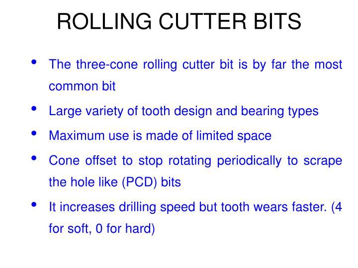 Rolling cutter bits1