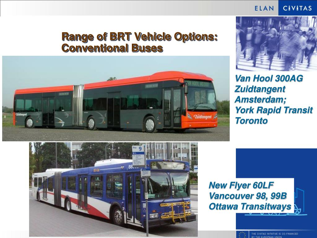 PPT - Bus rapid transit (BRT) – the basics PowerPoint Presentation
