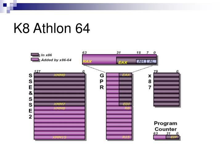 K8 Athlon 64