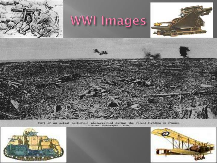 WWI Images