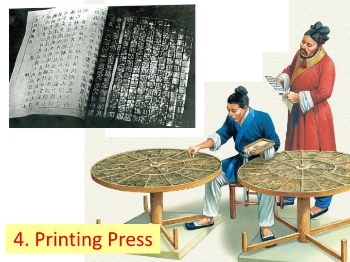 4. Printing Press