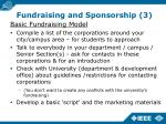fundraising and sponsorship 3