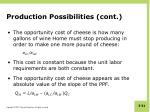 production possibilities cont2
