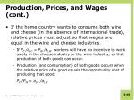 production prices and wages cont2