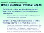 brome missisquoi perkins hospital