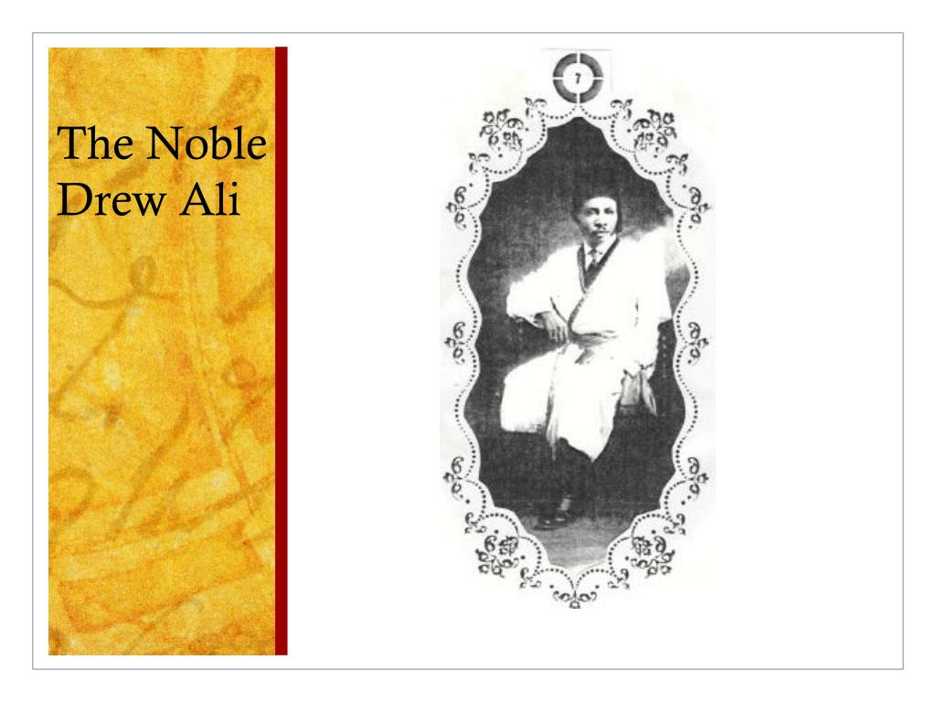 PPT - The Moorish Science Temple PowerPoint Presentation - ID:6680956