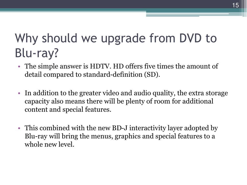 PPT - BLU-RAY DISC PowerPoint Presentation, free download