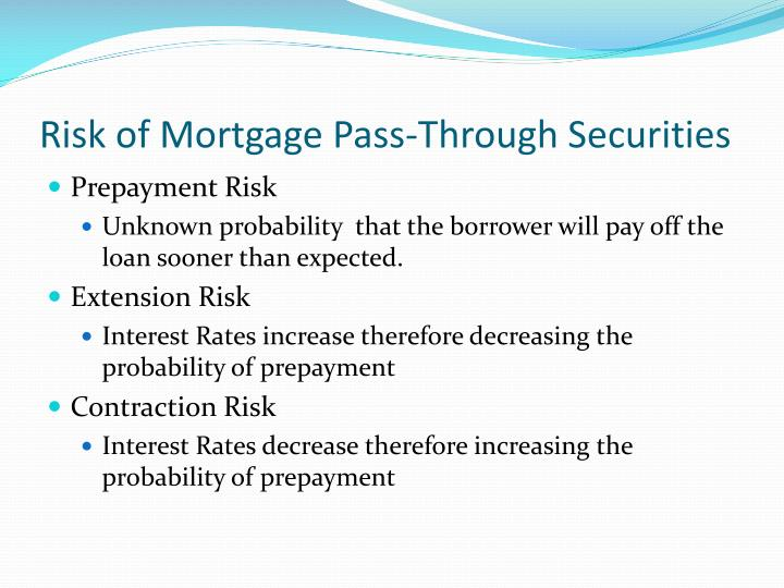 interest rate pass through Bankers need to know how financial market interest rates pass through to  of  interest rate pass-through often produce different results depending on the  country.