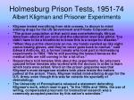 holmesburg prison tests 1951 74 albert kligman and prisoner experiments