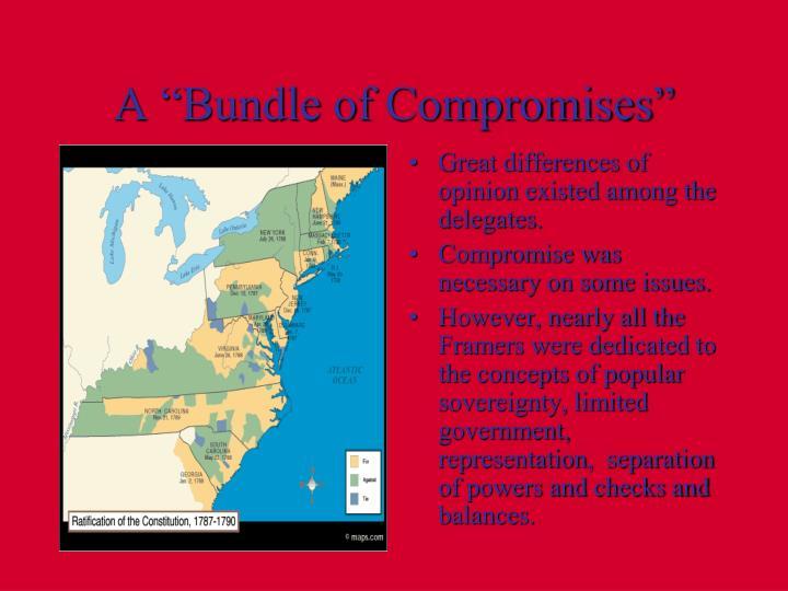 bundle of compromises