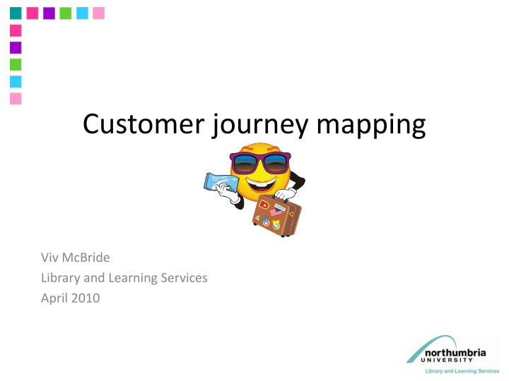 customer journey mapping n.