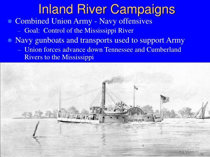 Inland River Campaigns