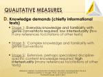 qualitative measures5