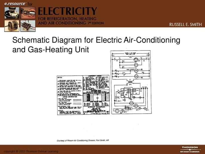 Gas Furnace Schematic Wiring Diagram