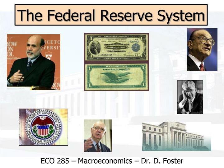 "federal reserve power point presentation essay At the federal reserve bank of st louis,  4 federal reserve bank of st louis t his first essay in the ""demographics of wealth."
