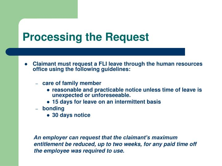 ppt family leave insurance powerpoint presentation id