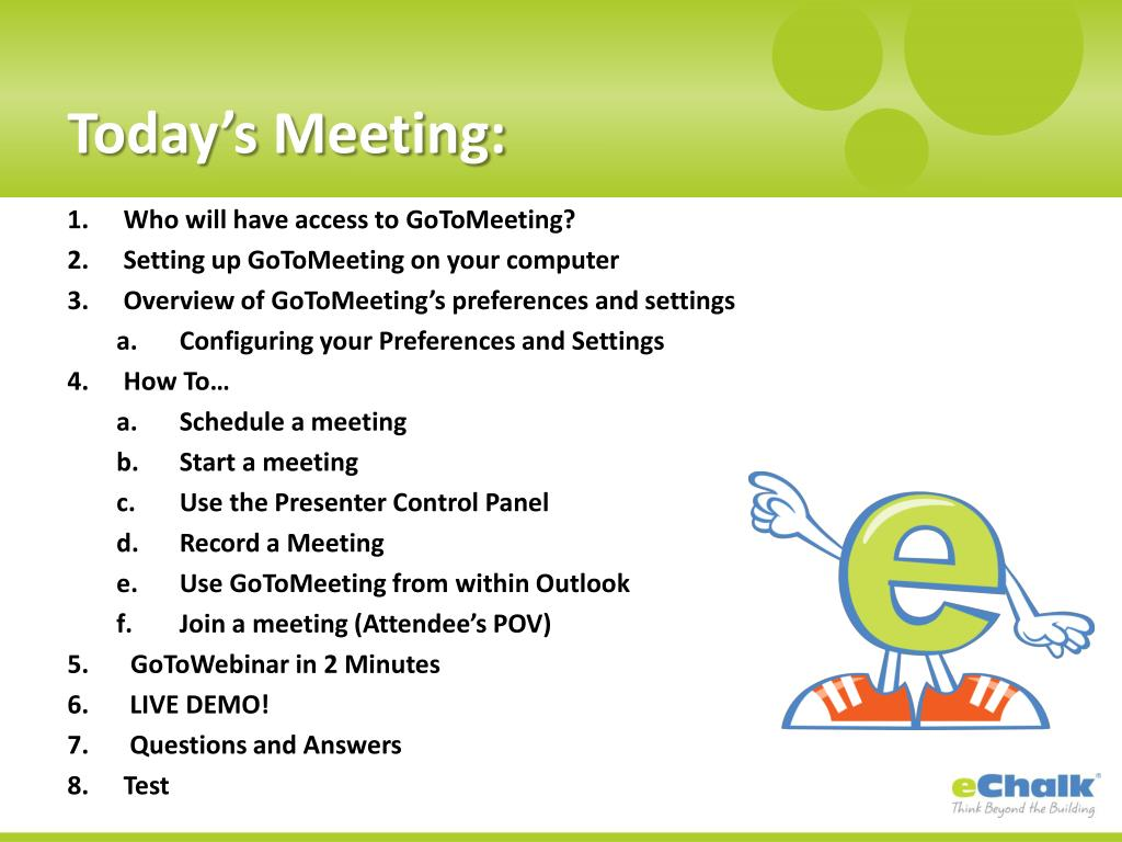 PPT - Everything You Need to Know About GoToMeeting