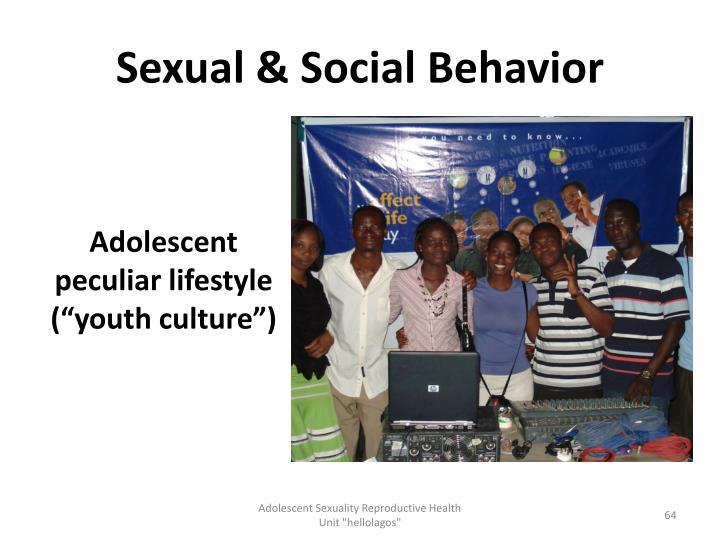 Sexual & Social Behavior