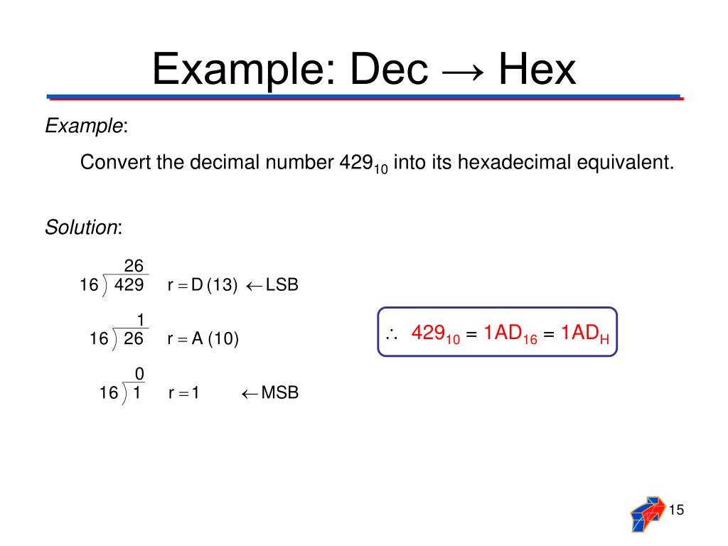 PPT - Octal & Hexadecimal Number Systems PowerPoint