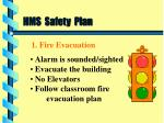 hms safety plan4
