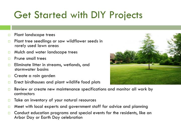 Get Started with DIY Projects