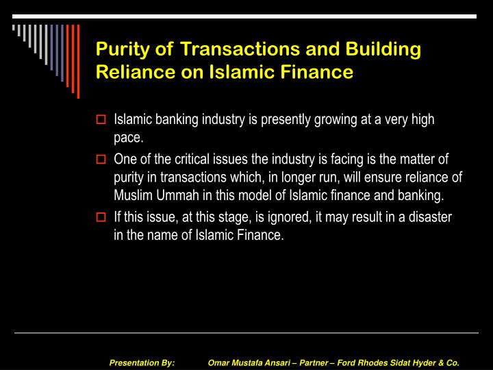 benchmarking in islamic finance issues and 2 the fundamental characteristic of icm is the shari'ah compliant which is commonly branded as halal one of the halal options in islamic finance is the offering by shari'ah equity finances, which helps investors to invest in shari'ah compliant securities these are the most popular type of islamic funds.