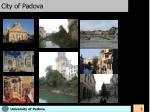 city of padova