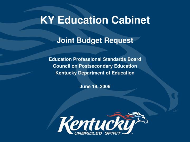 ky education cabinet n.