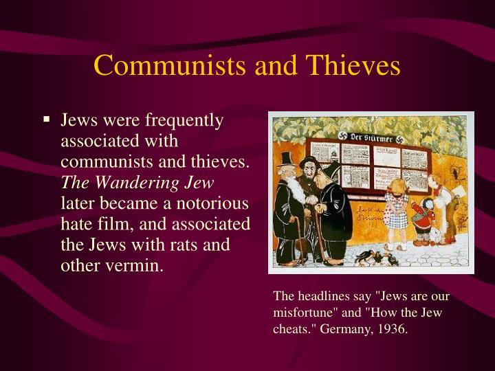 Communists and Thieves