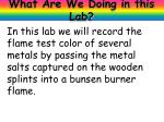 what are we doing in this lab4