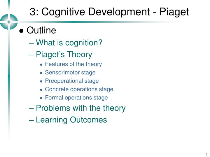 cognitive psychology examples