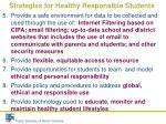 strategies for healthy responsible students1