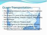 ocean transportation1