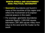 north africa and southwest asia political geography7