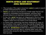 north africa and southwest asia resources1