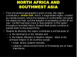 north africa and southwest asia2
