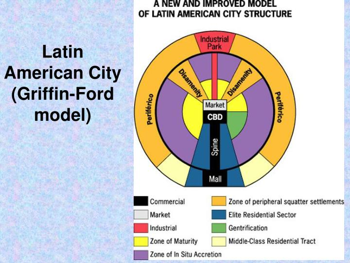 Latin American City (Griffin-Ford model)
