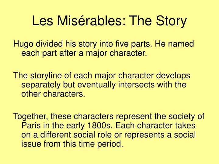 Les Misérables: The Story