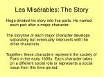 les mis rables the story
