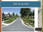 sea street after