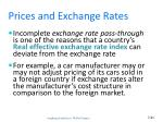 prices and exchange rates3