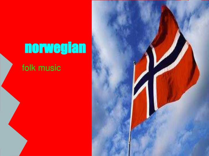 norwegian n.