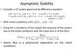 asymptotic stability2