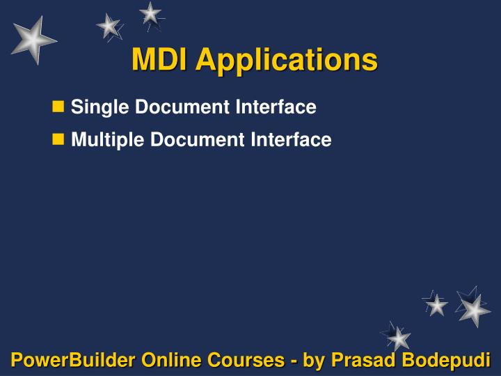 mdi applications n.