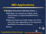 mdi applications5
