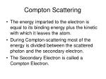 compton scattering1