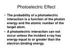 photoelectric effect5